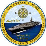 USS Gerald R. Ford CVN78