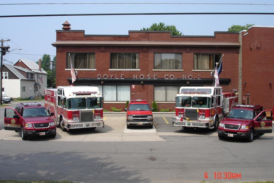 Fire Hall Truck Pix 05