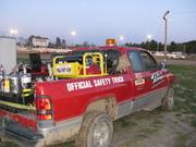 Tri-Max CAFS ready to go at Glen Ridge Race Track