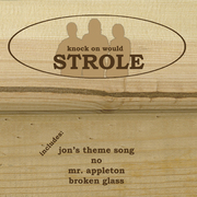 Strole cd cover by Kris Shepard