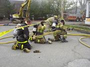 training burnmisc. 072