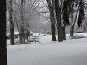 rio ice storm urg campus
