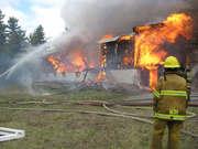 live burn practice 17-5-09