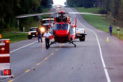 Lifeflight call 10-13-07