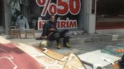 Tired fireman-TR