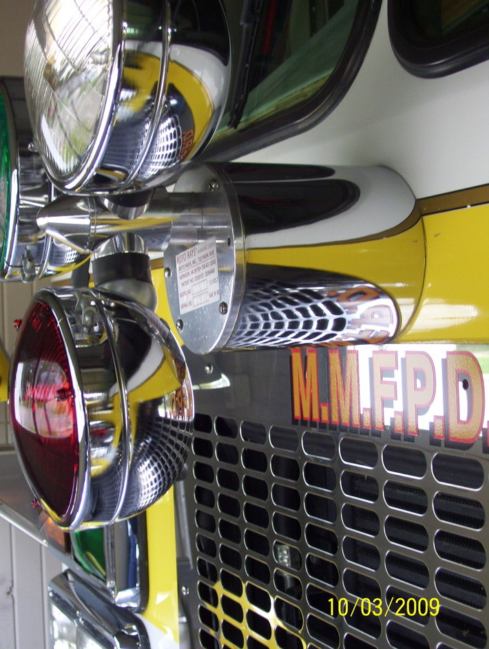 Rotoray of Engine Co. 5701