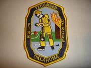 Tecumseh Fire Dept , OK