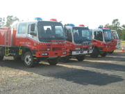 Strike Team to Armidale NSW 2009