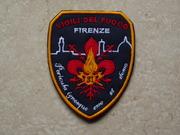 Firenze's patch