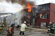 Edgewood, Maryland Fire