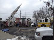 Rensselaer Fire Dept 2013