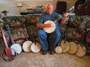 Marc's banjos
