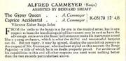 Vocalion Records July 1925 Catalogue
