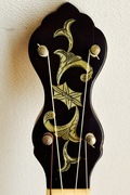 "W. A. Cole's ""Eclipse"" 5-string banjo model 4000"