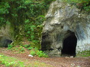 King Arthur's Cave - Forest of Dean Hereford