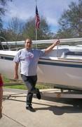 sailboat and my husband