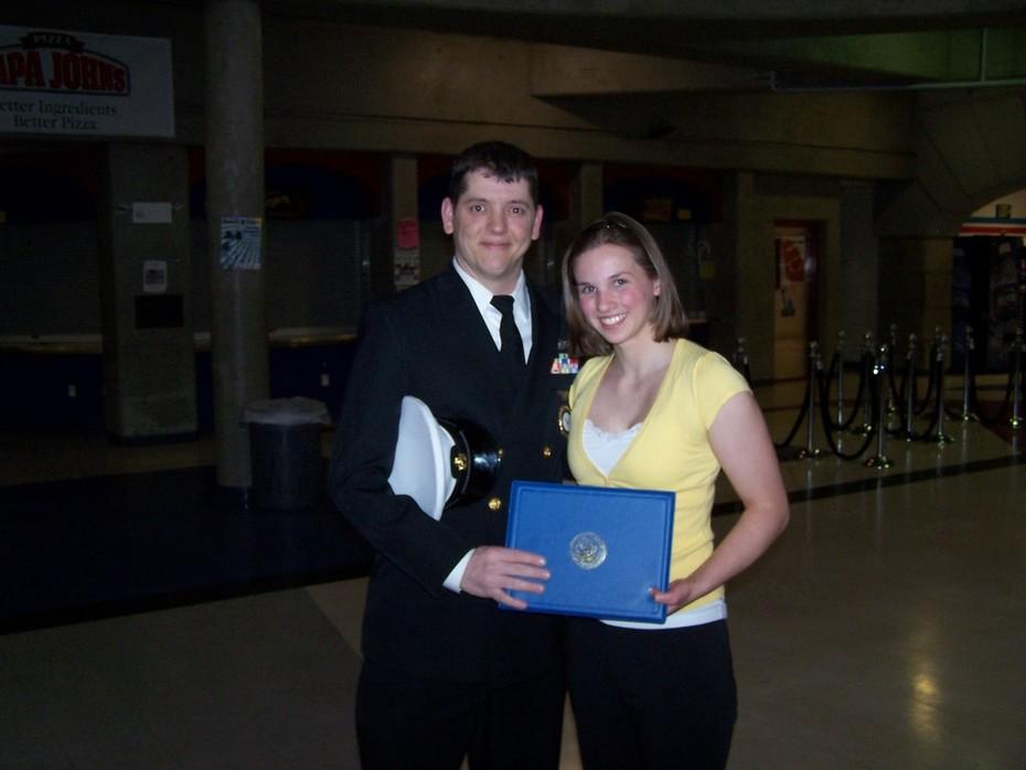 ROTC Scholarship Presentation