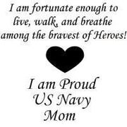 US NAVY MOM