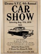 4th Annual Elrama VFC Car Show