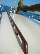 40' Newporter MIRACLE deck