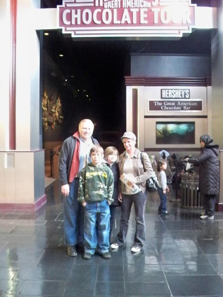 Johnny, Julie, Spenser, Montana
