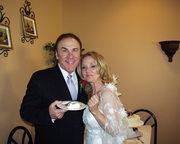 Jeff and Melva Beacham Wedding