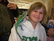 Montana and Chameleon
