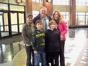 Johnny, Juanita, Julie, Spenser and Montana