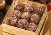 Choclanut Truffles