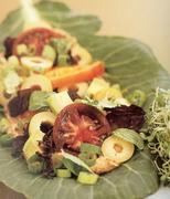 SEEDCHEESE Salad WRAP