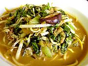 Veggies in Thai Garlic & Basil