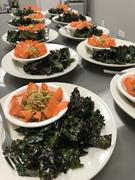 2018 Challenge Dinner salad pic