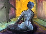 Seated nude III