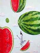Watermelon Sky
