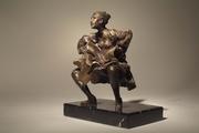 Skirt Dancer sculpture