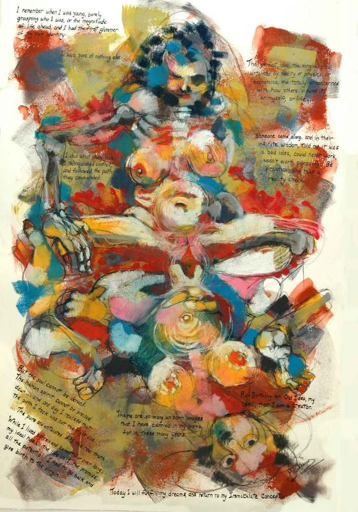 Rebirth of Creative Self
