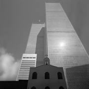 World Trade Center & Church