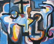Attachment (Non judgemental painting)