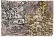 """Trip to the Mountains II"", 2008, 56"" x 39"""
