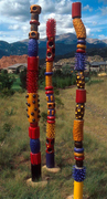 Lyda's totems