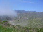 The Fog Clearing over Muir Beach