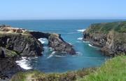 Mendocion Coastal Arch