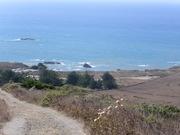 pomo canyon trail to shell beach