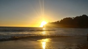 Muir Beach sunset