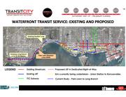 West Lakeshore LRT Proposal