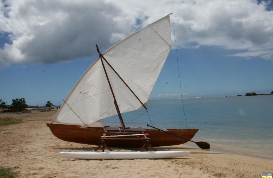18' Sailing Proa