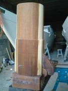mast step & foot