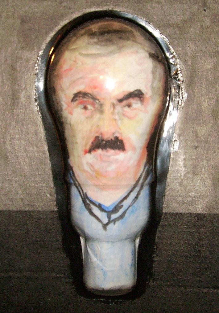 81-Zelfportret in lamp 009