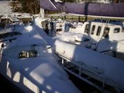 Kaimu Snow on Deck