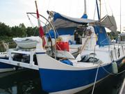 Pahi 42 built 1993-1999